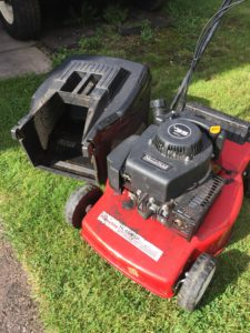 Petrol Lawnmowers Wanted